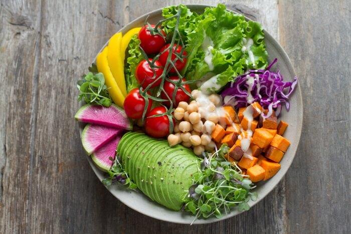 vegan meal plan for men